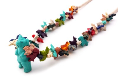 All Bear Fetish Necklace